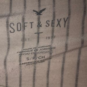 American Eagle Outfitters Tops - American Eagle soft and sexy shirt